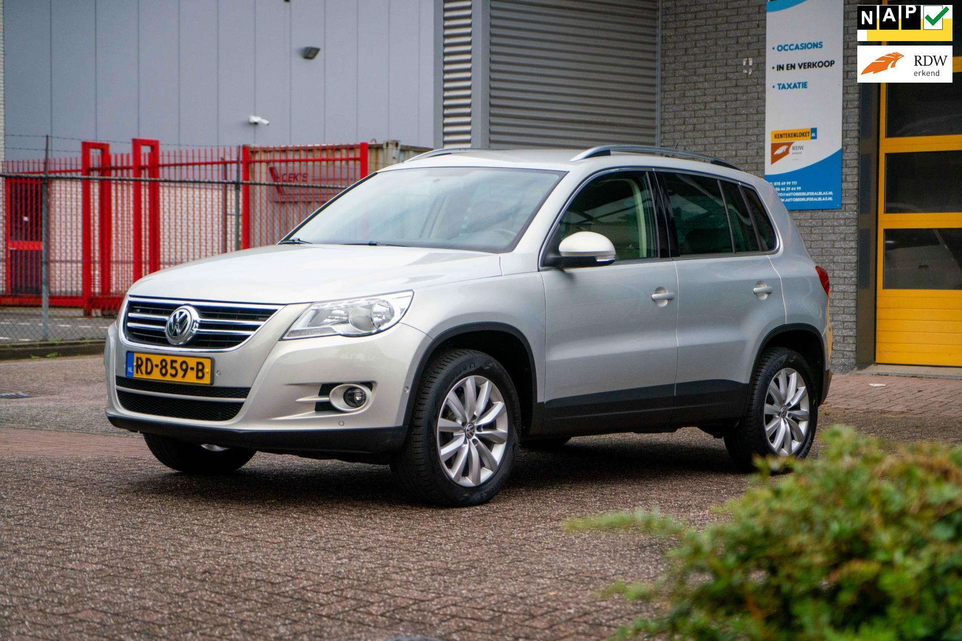 Volkswagen Tiguan occasion - Autobedrijf de Alblas