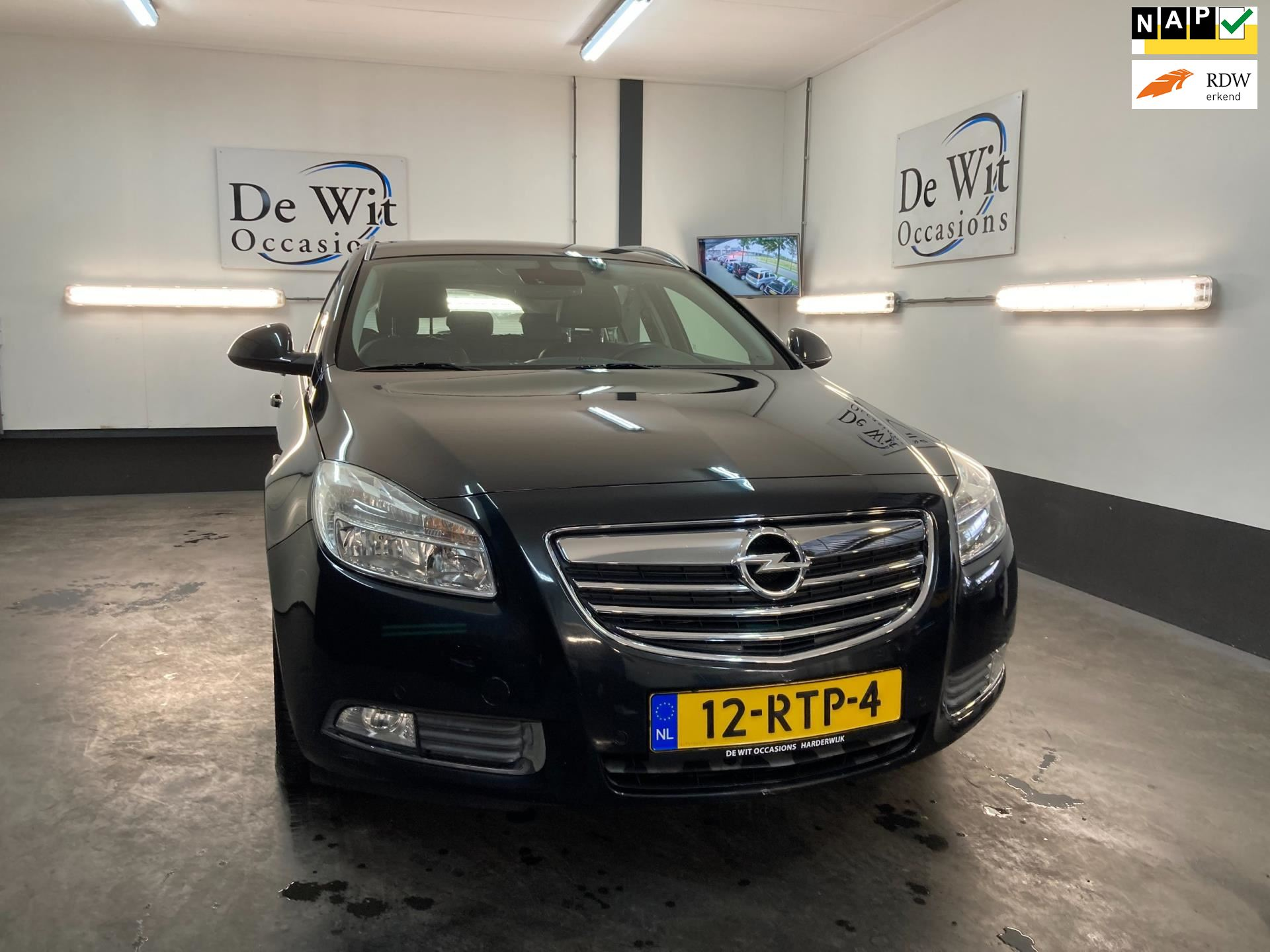 Opel Insignia Sports Tourer occasion - De Wit Occasions