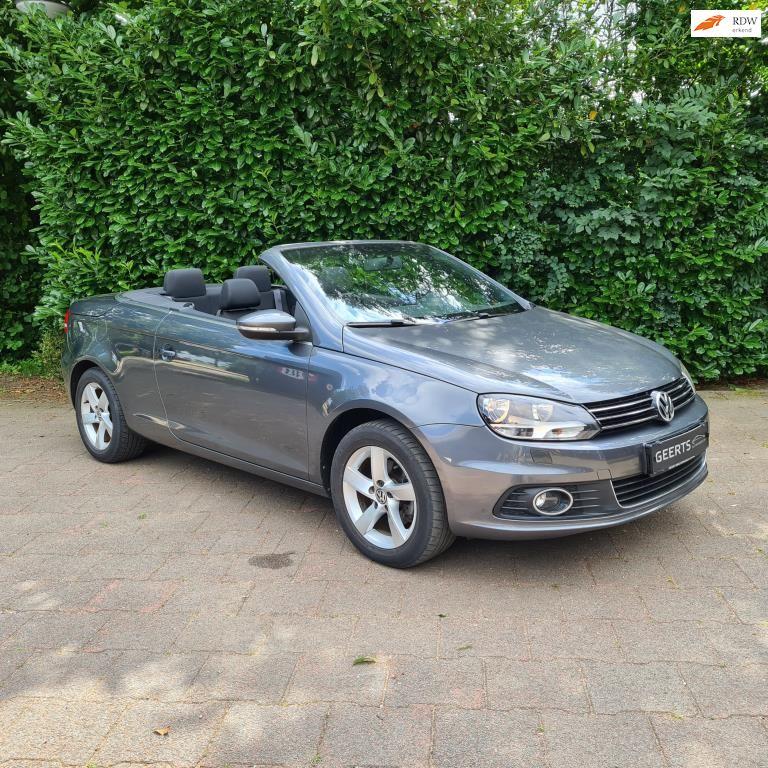Volkswagen Eos occasion - Geerts automobielen