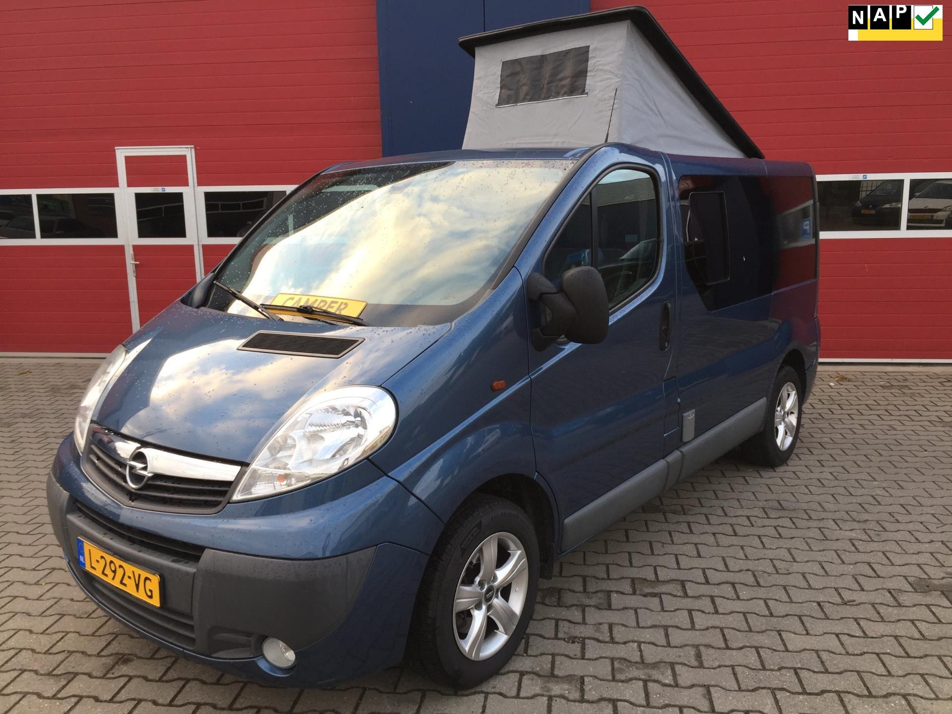 Opel Vivaro occasion - Autobedrijf Konst