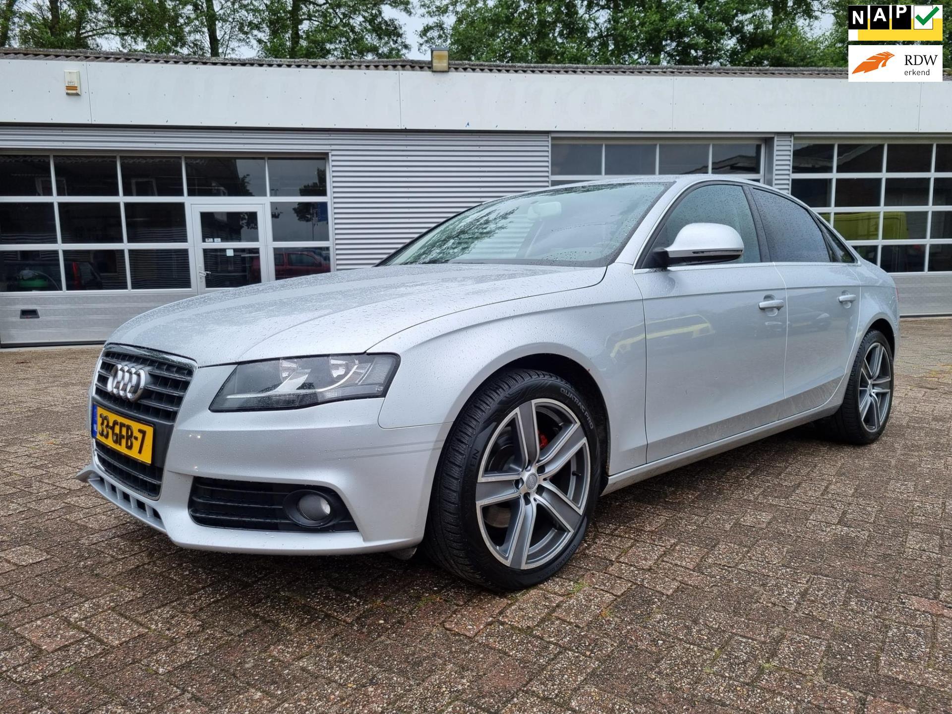 Audi A4 occasion - Hoeve Auto's