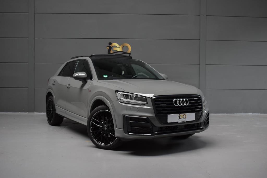 Audi Q2 occasion - I Go Automotive