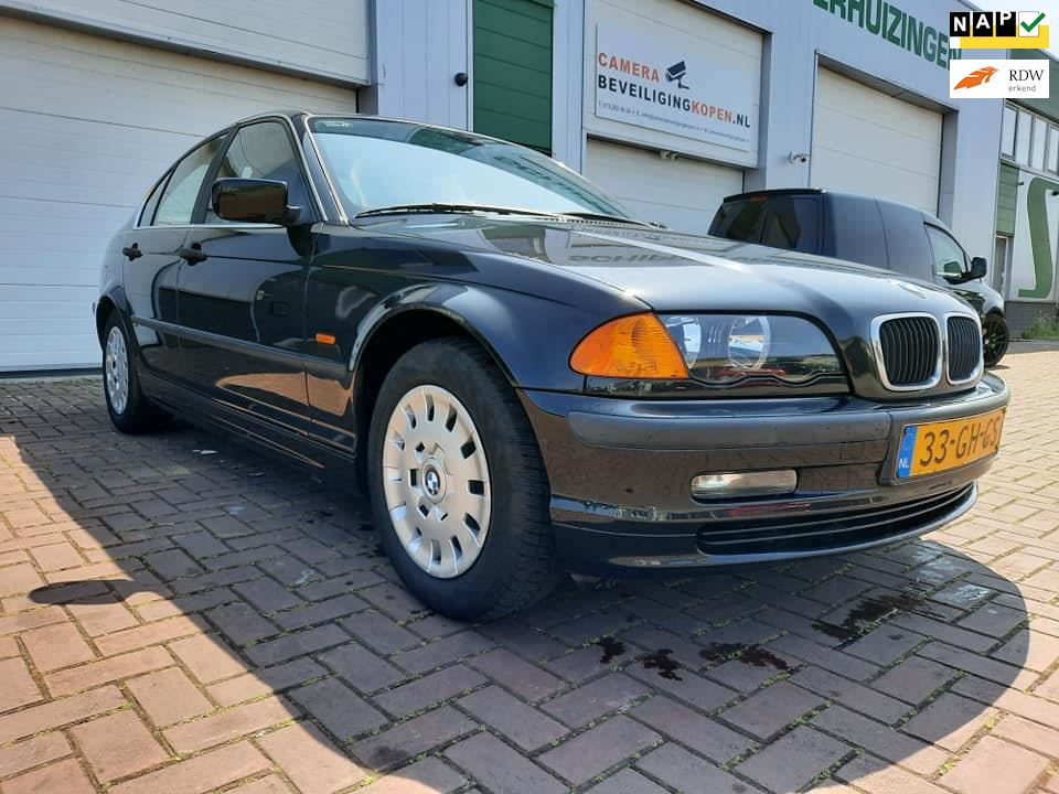 BMW 3-serie occasion - Handelsonderneming Schouten