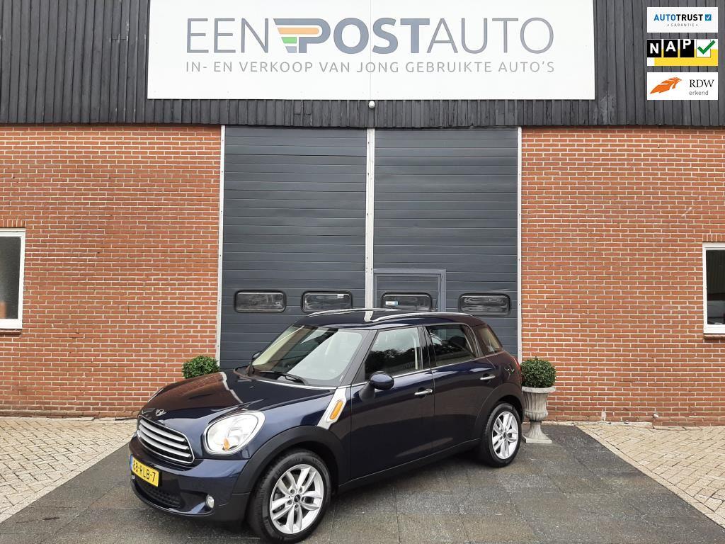Mini Mini Countryman occasion - Een Post Auto