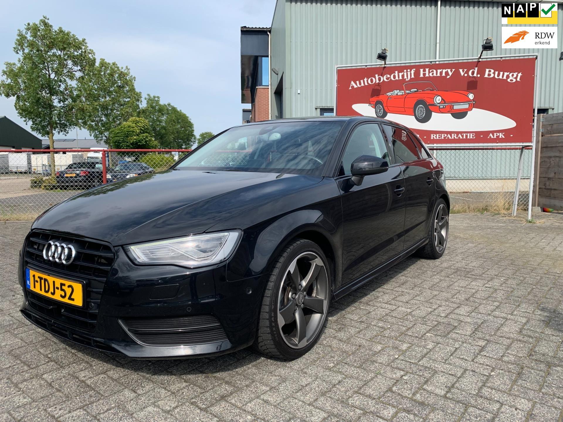 Audi A3 Sportback occasion - Autobedrijf Harry van der Burgt