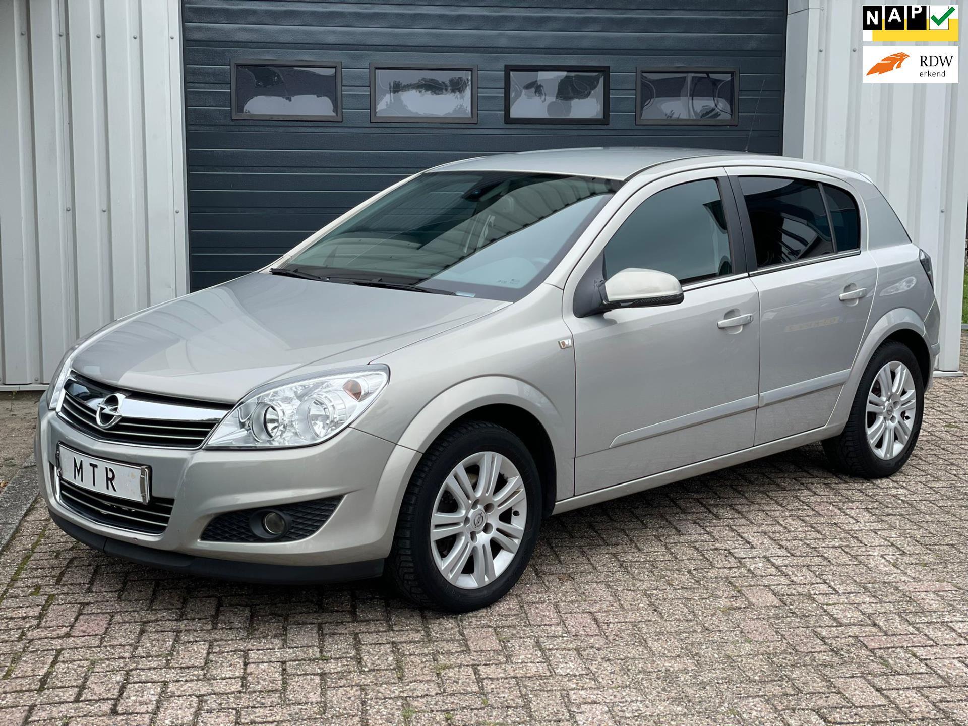 Opel Astra occasion - MTR Auto's
