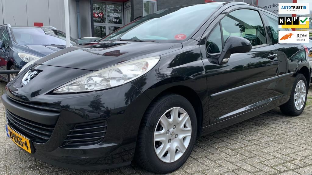 Peugeot 207 occasion - Gebo Auto's