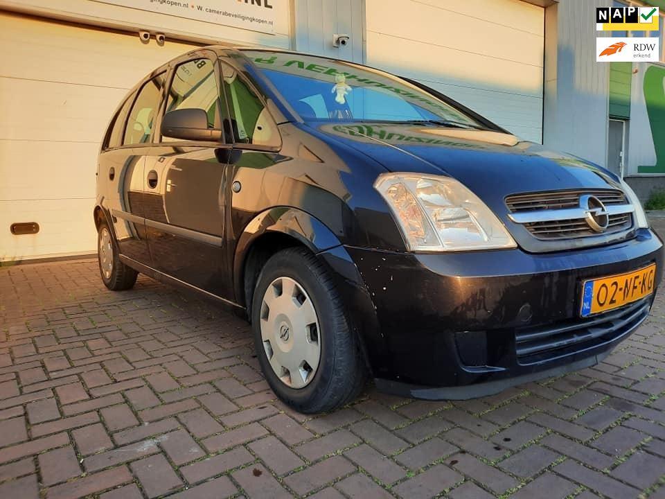 Opel Meriva occasion - Handelsonderneming Schouten