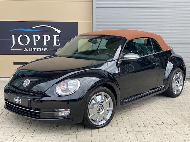 Volkswagen Beetle Cabriolet occasion - Joppe Auto's
