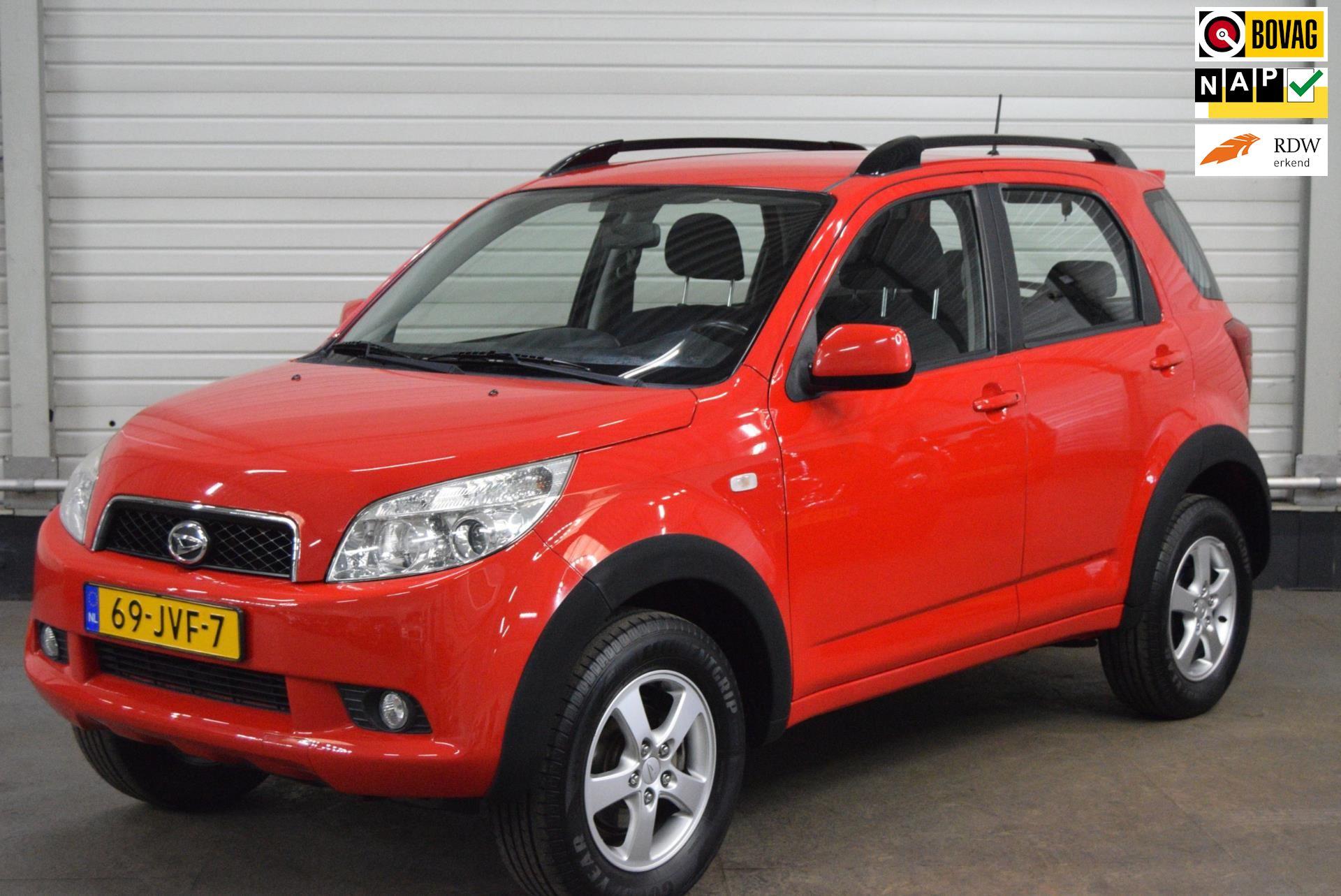 Daihatsu Terios occasion - Autobedrijf van de Werken bv