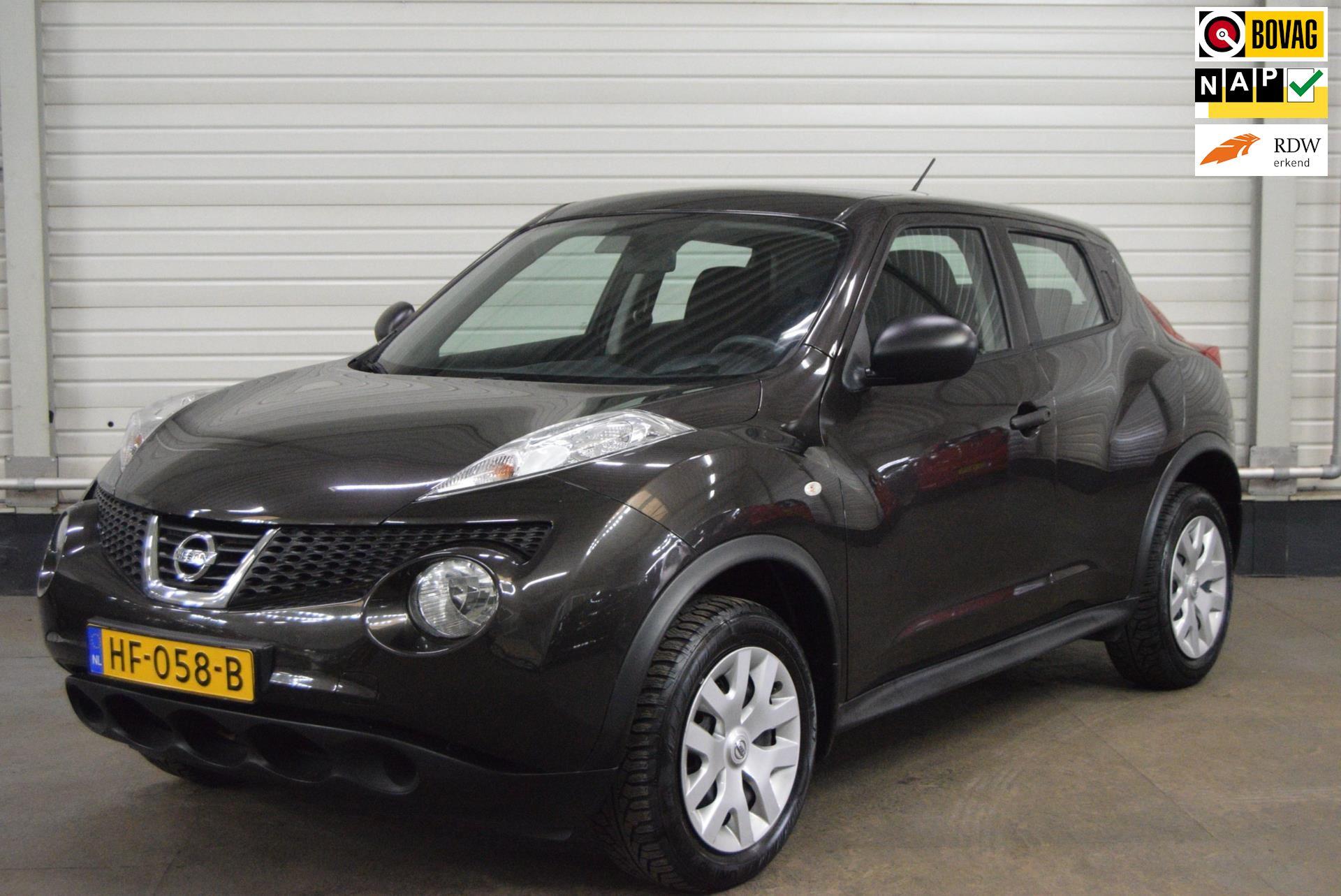 Nissan Juke occasion - Autobedrijf van de Werken bv
