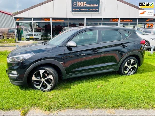 Hyundai Tucson 1.6 T-GDi Premium NAVI / CAMERA / 19