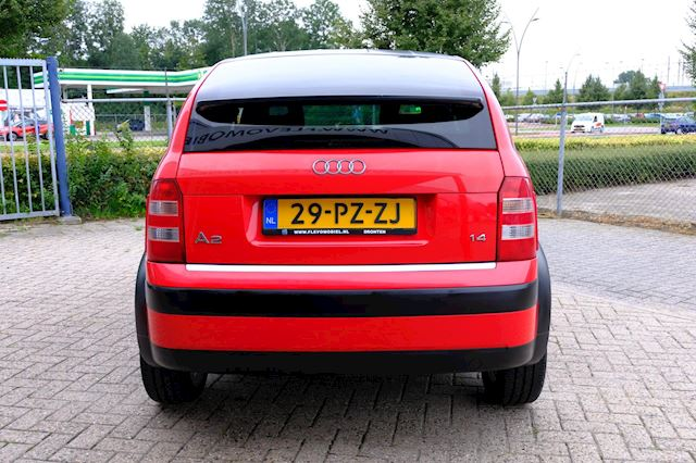 Audi A2 occasion - FLEVO Mobiel