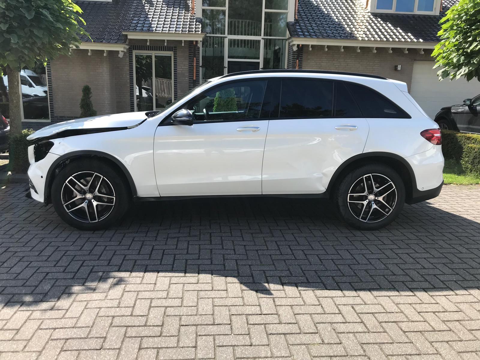 Mercedes-Benz GLC-klasse occasion - Van Sabben Auto's