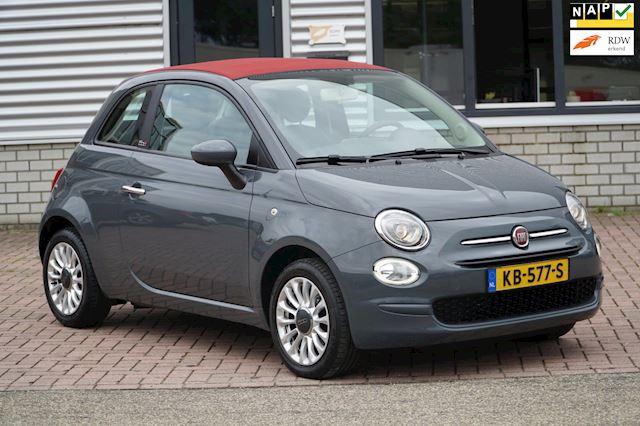Fiat 500  1.2 Popstar CABRIO