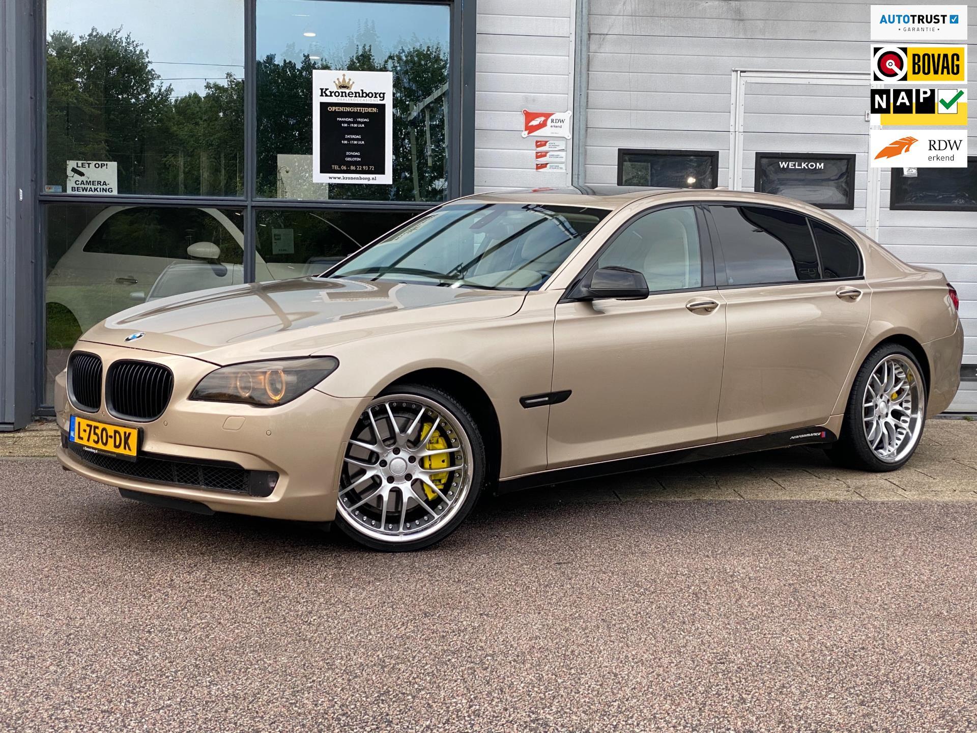 BMW 7-serie occasion - Kronenborg