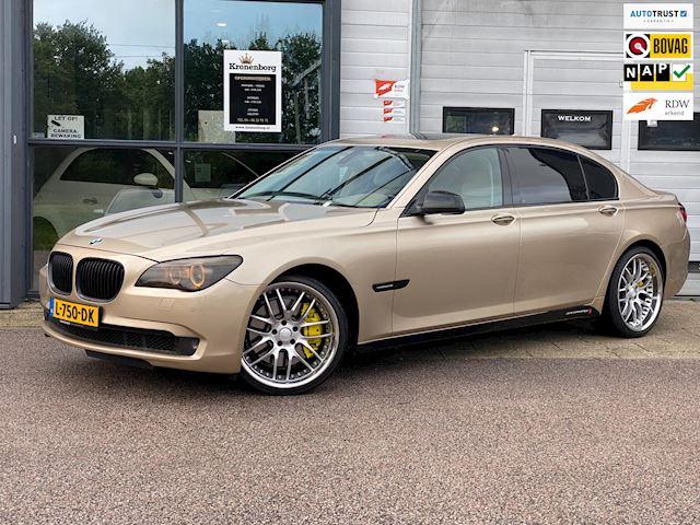 BMW 7-serie 750Li Executive, SCHUIFDAK, GOED ONDERHOUDEN!