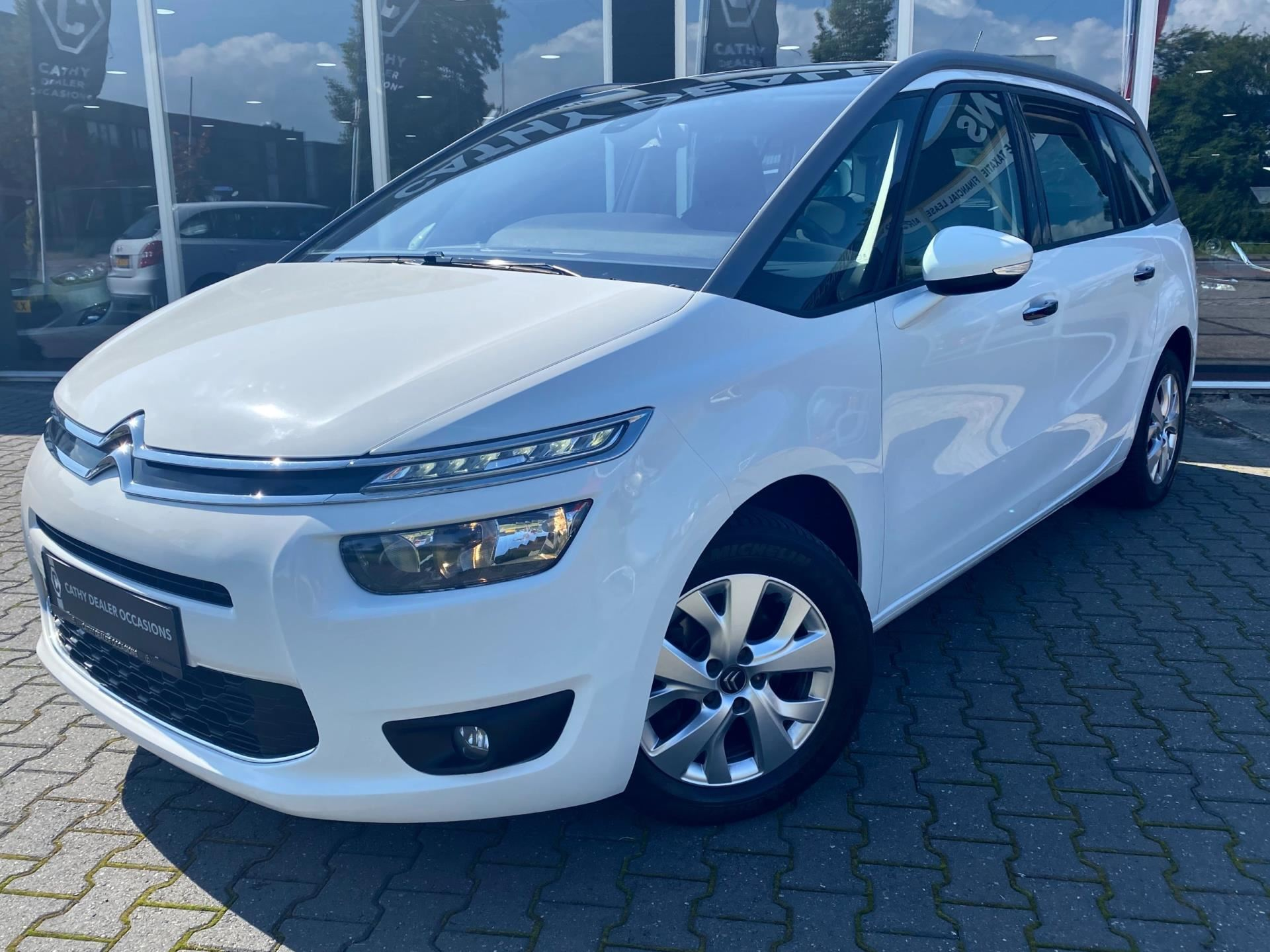 Citroen C4 Picasso occasion - Cathy Dealer Occasions