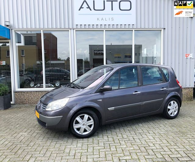 Renault Scénic 2.0-16V Privilège Luxe*AIRCO*AUTOMAAT*