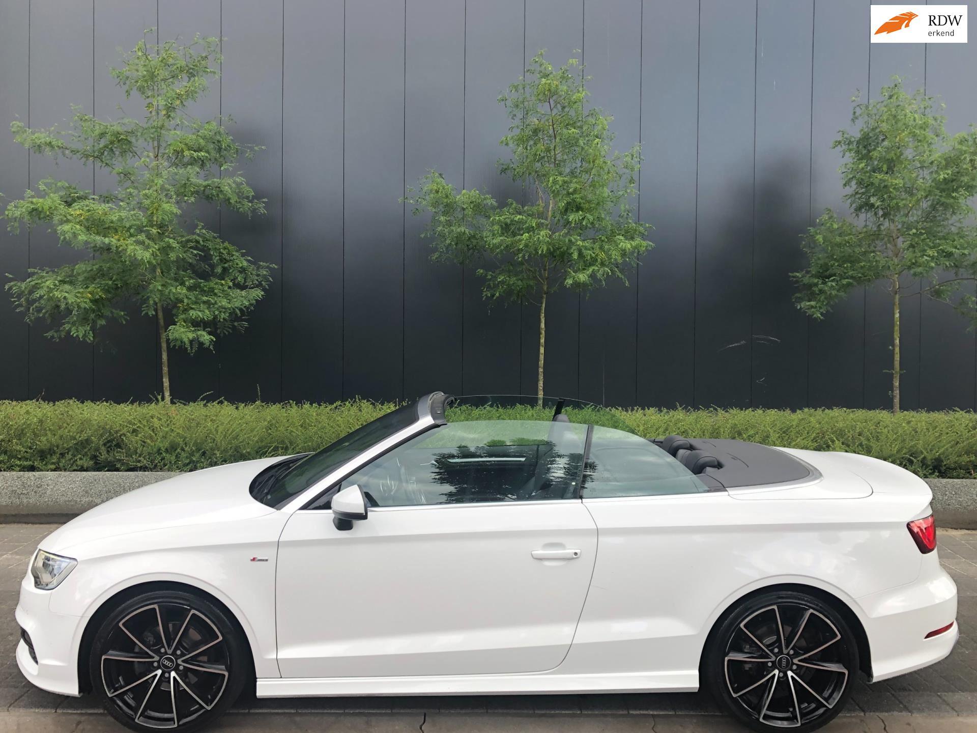 Audi A3 Cabriolet occasion - EHD Automotive
