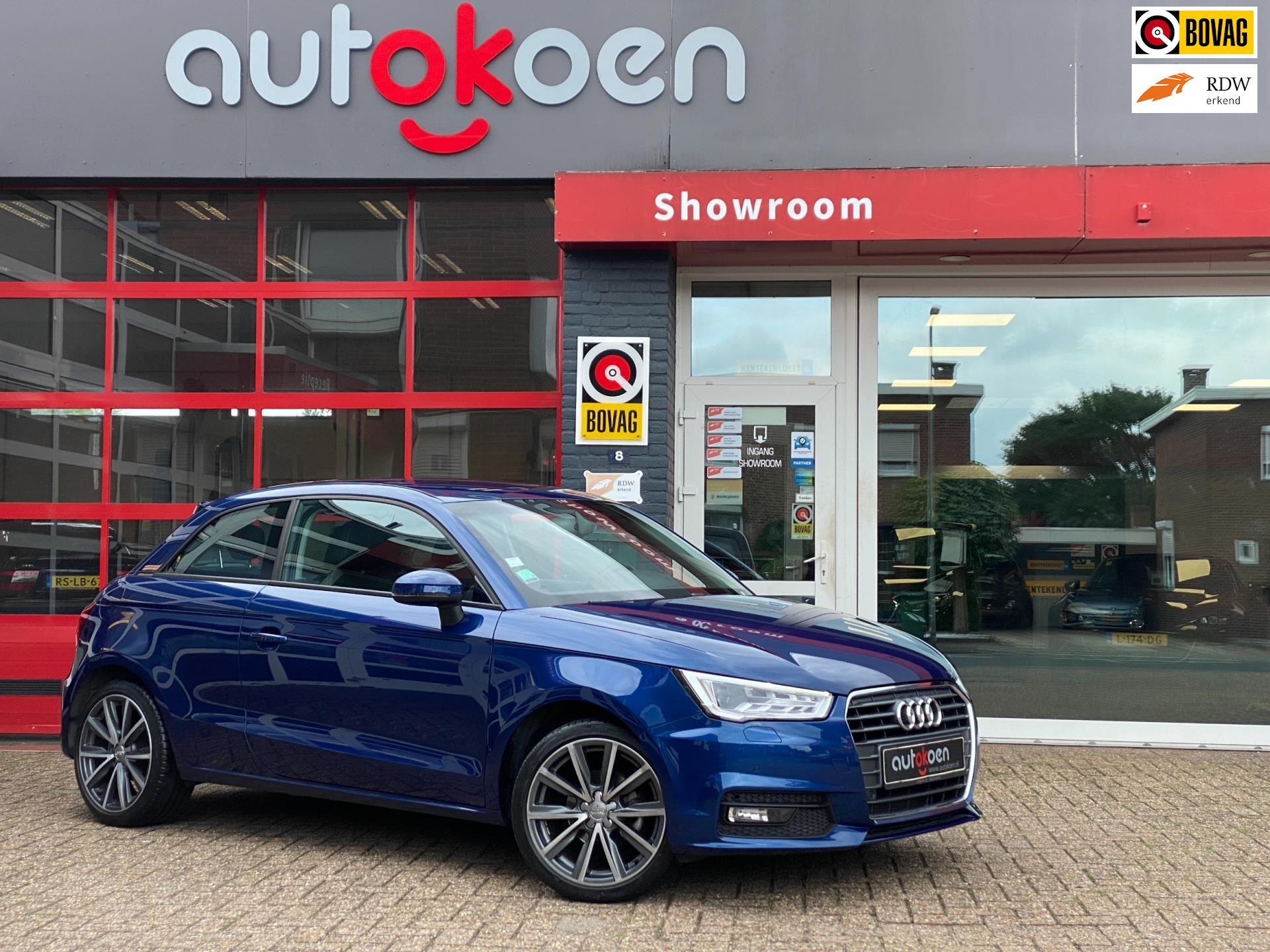 Audi A1 occasion - Autokoen