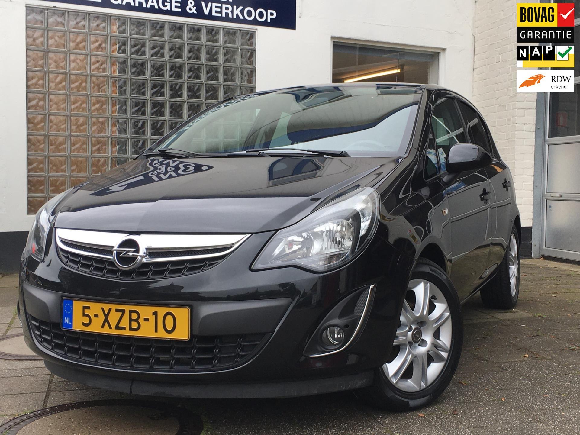 Opel Corsa occasion - Autobedrijf Bertus Foppen
