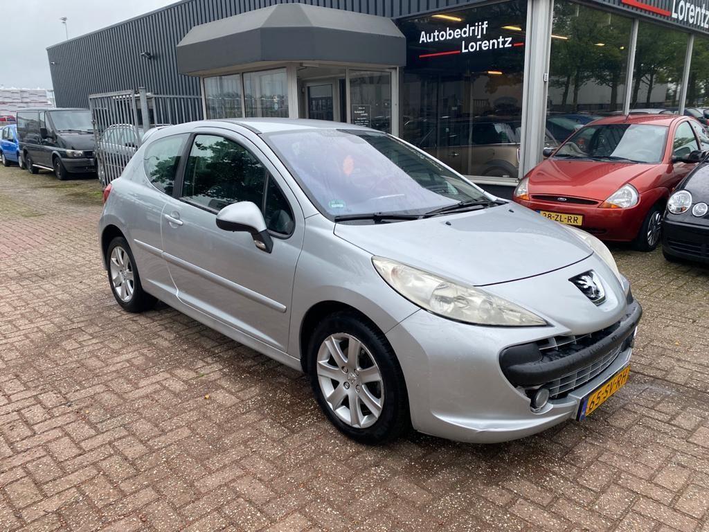 Peugeot 207 occasion - Autobedrijf Lorentz