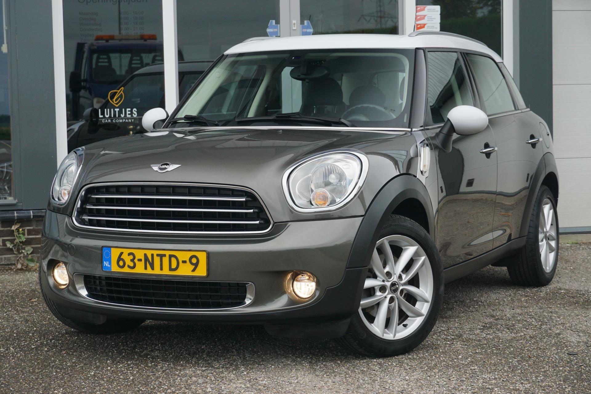 Mini Mini Countryman occasion - Luitjes Car Company