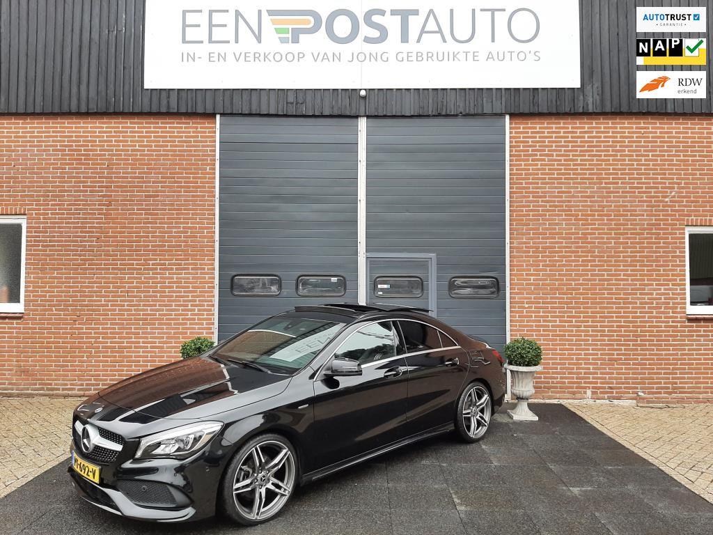 Mercedes-Benz CLA-klasse occasion - Een Post Auto