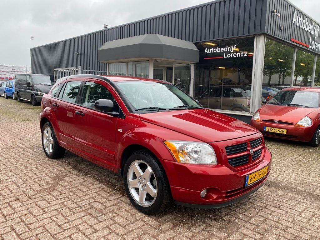 Dodge Caliber occasion - Autobedrijf Lorentz