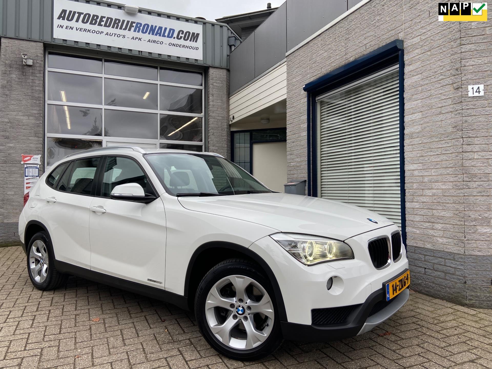 BMW X1 occasion - Autobedrijf Ronald