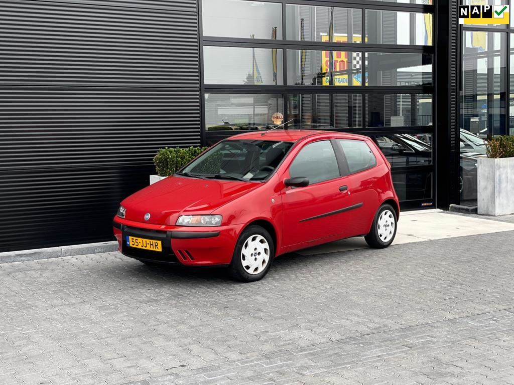 Fiat Punto occasion - Pitstop Car Trading