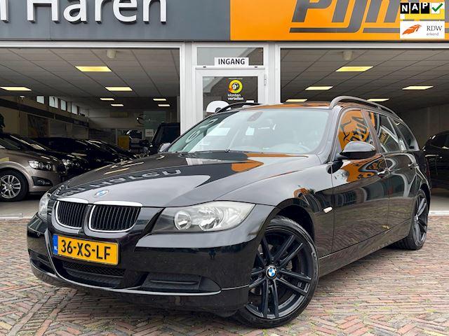 BMW 3-serie Touring 318i High Executive|Nederlandse Auto|Navigatie|Lm18''|N.A.P. logisch