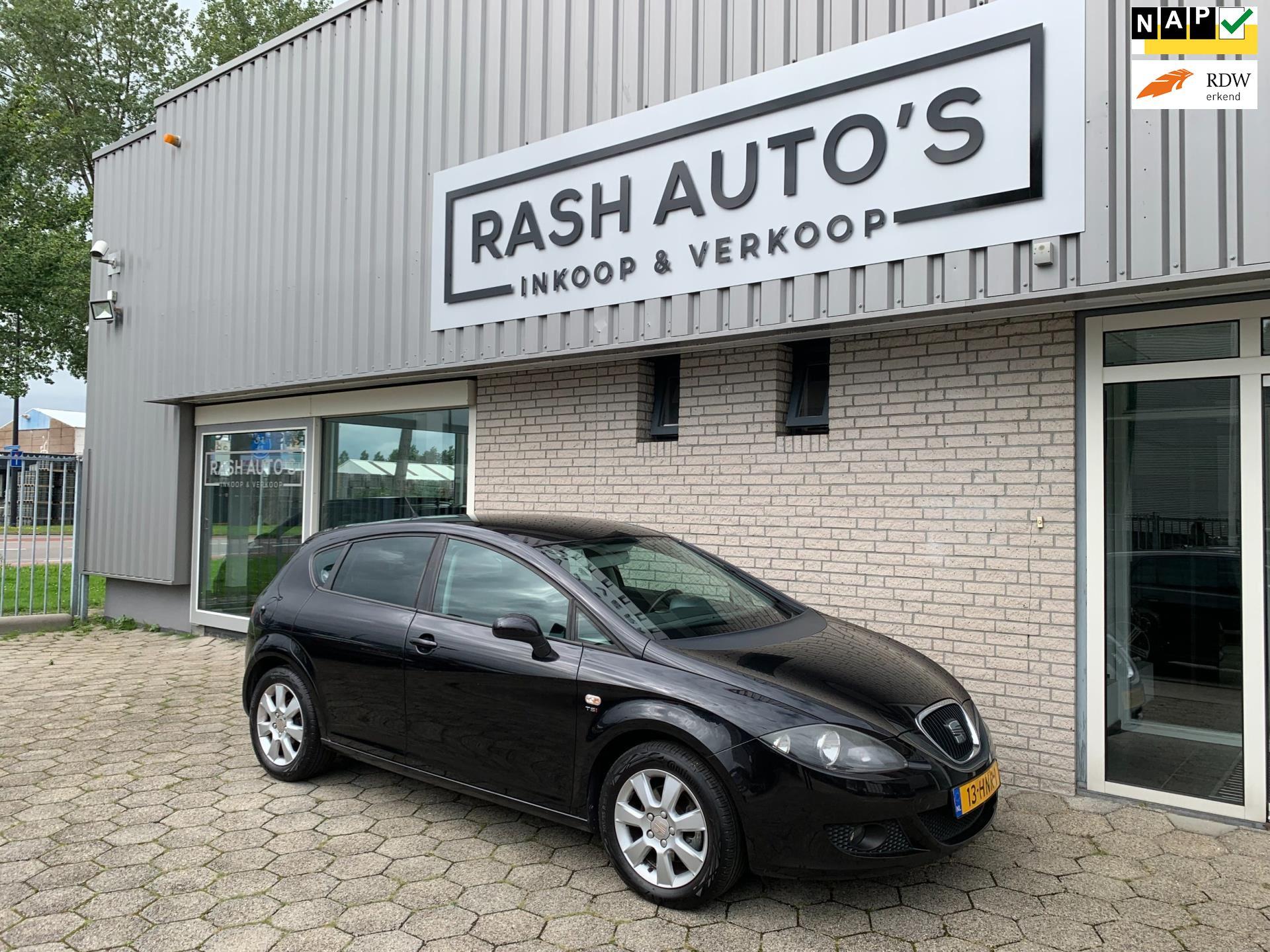 Seat Leon occasion - RASH AUTO'S
