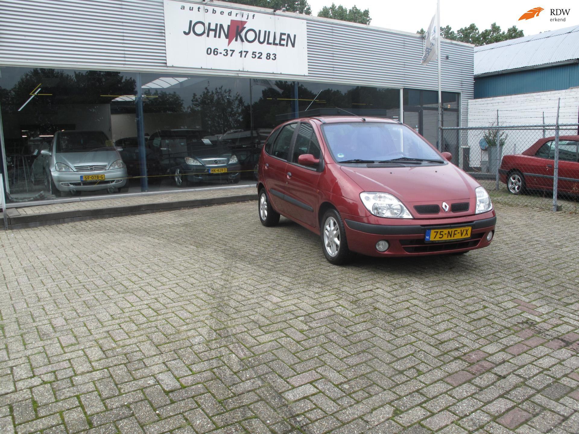 Renault Scénic occasion - Autobedrijf John Koullen