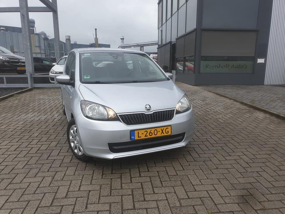 Skoda Citigo occasion - Autobedrijf Reijnholt