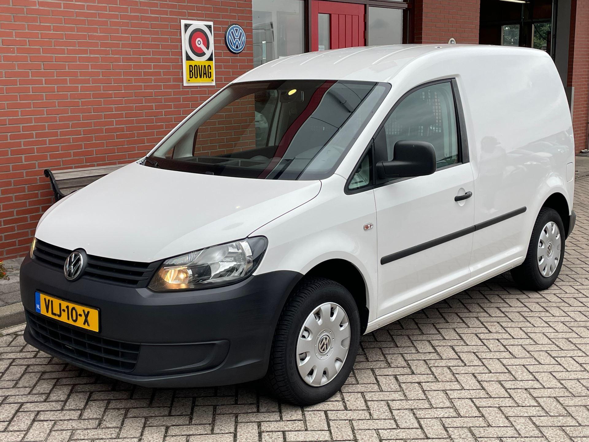 Volkswagen Caddy occasion - Wester Wognum B.V.