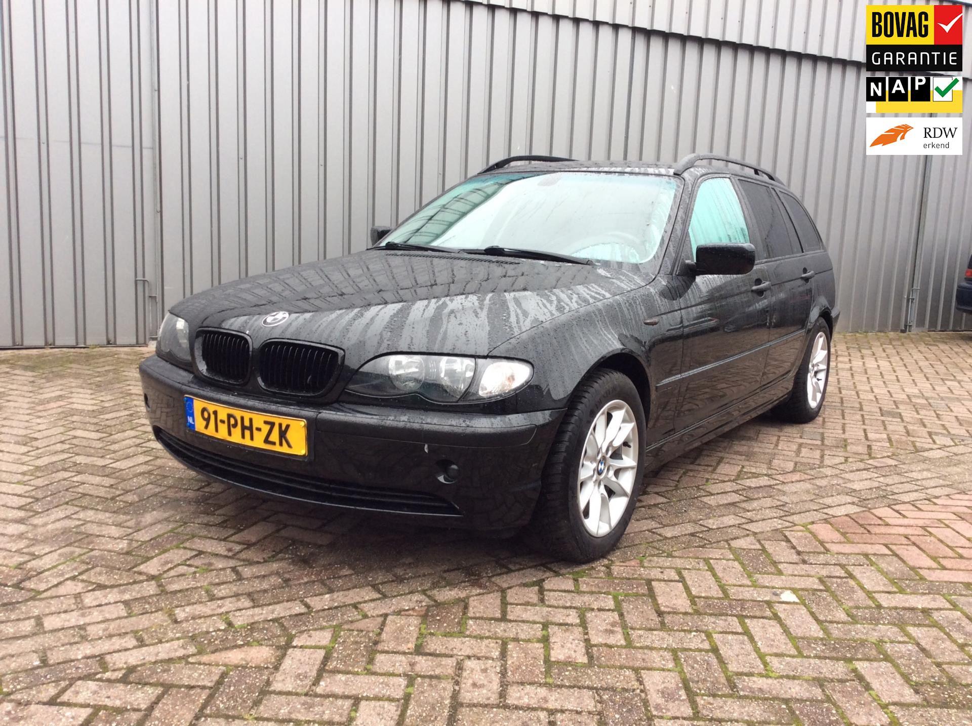 BMW 3-serie Touring occasion - Auto van Beek