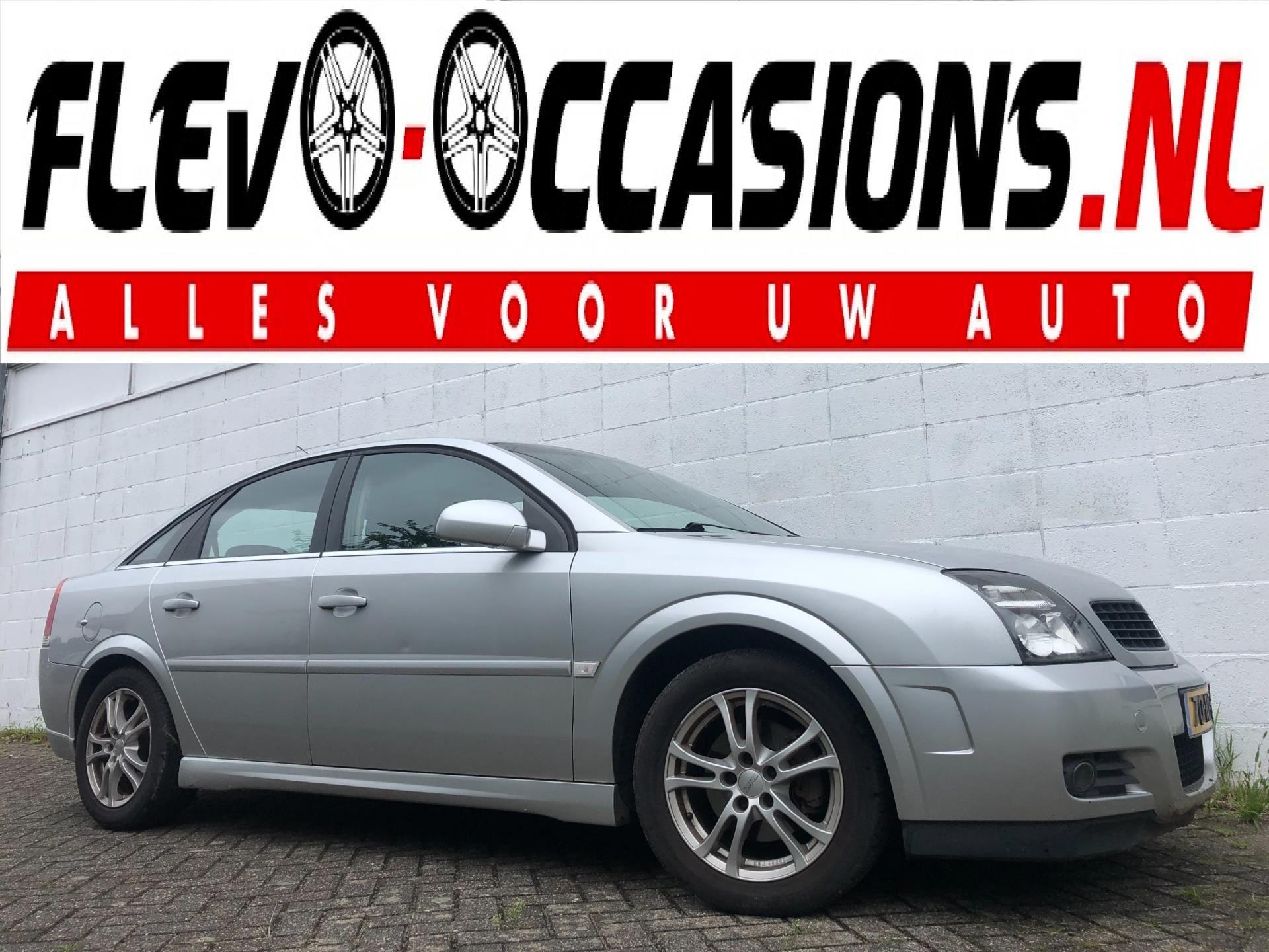 Opel Vectra GTS occasion - Flevo Occasions