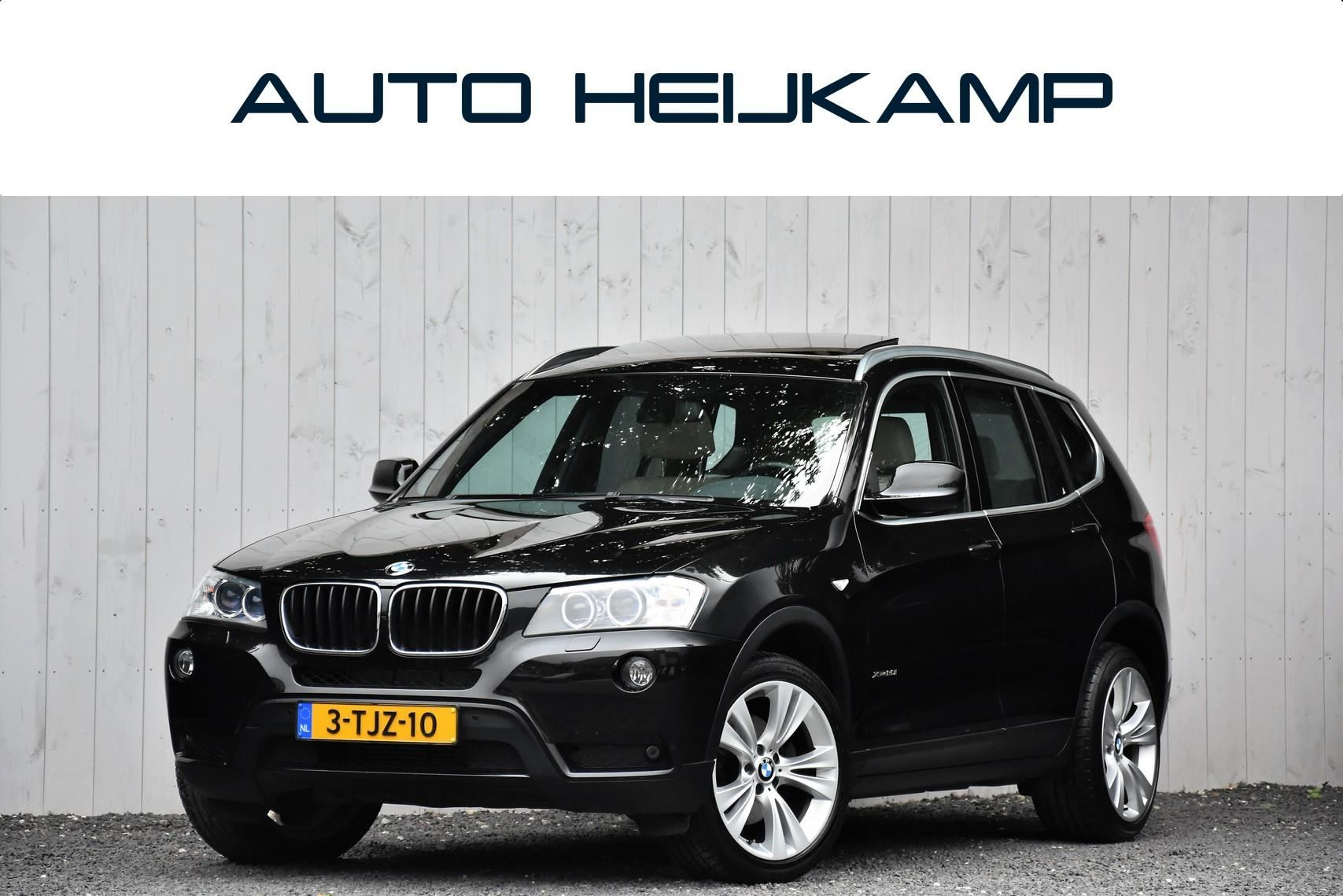 BMW X3 occasion - Auto Heijkamp