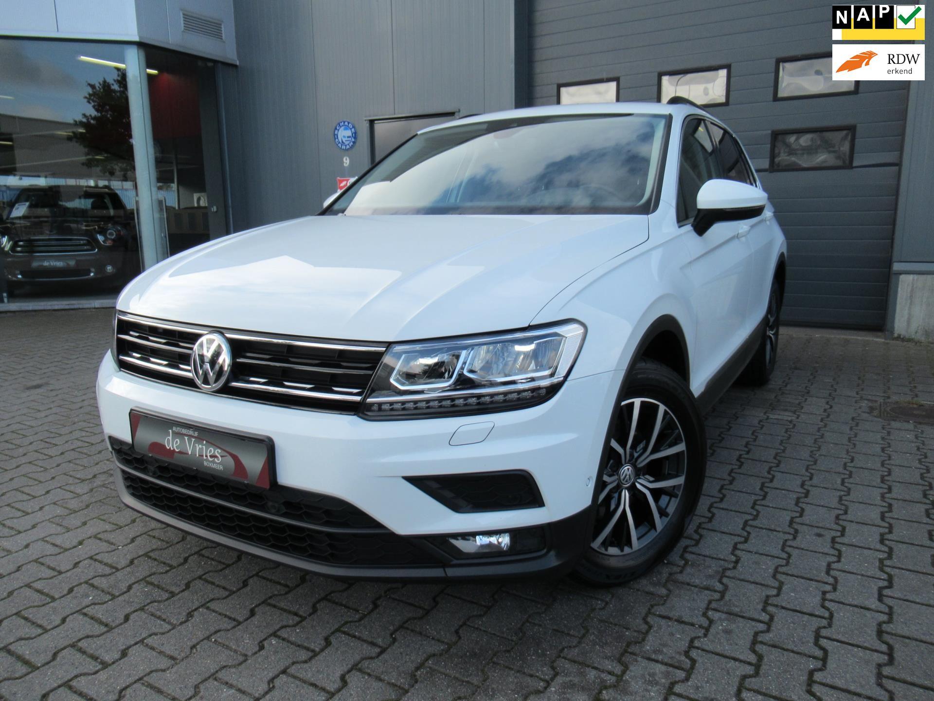 Volkswagen Tiguan occasion - Autobedrijf de Vries Boxmeer