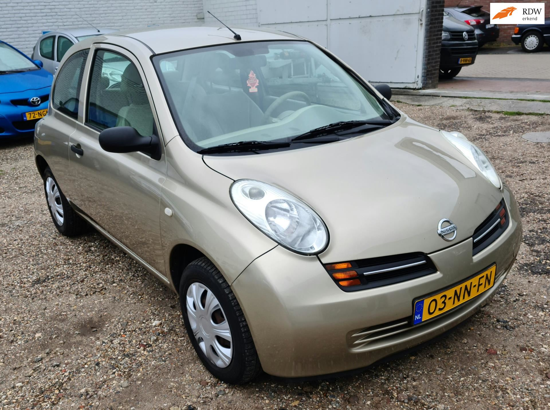 Nissan Micra occasion - DeAuto nl