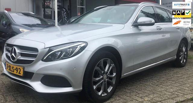 Mercedes-Benz C-klasse Estate 180 AIRCO CRUISE PANO NAVI TREKHAAK NAP