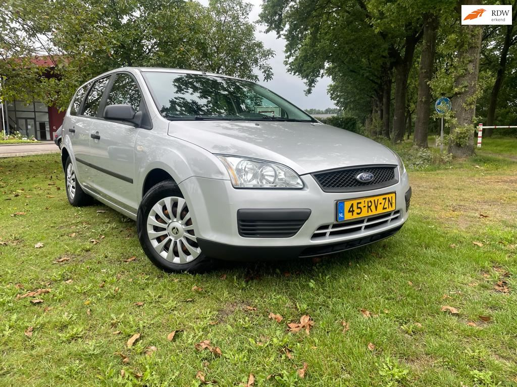 Ford Focus Wagon occasion - Twin cars