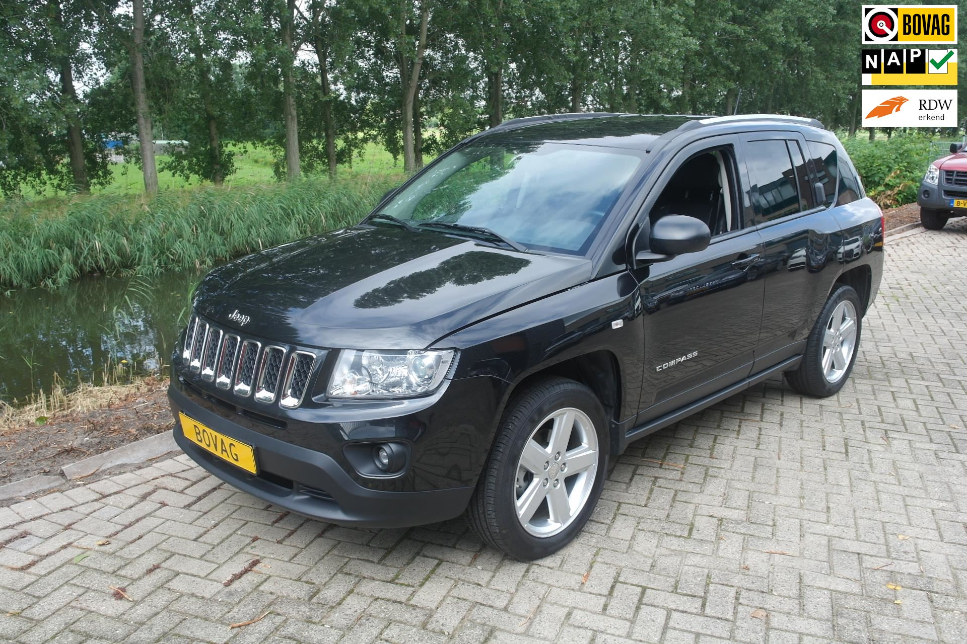 Jeep Compass occasion - Wolters Autohandel