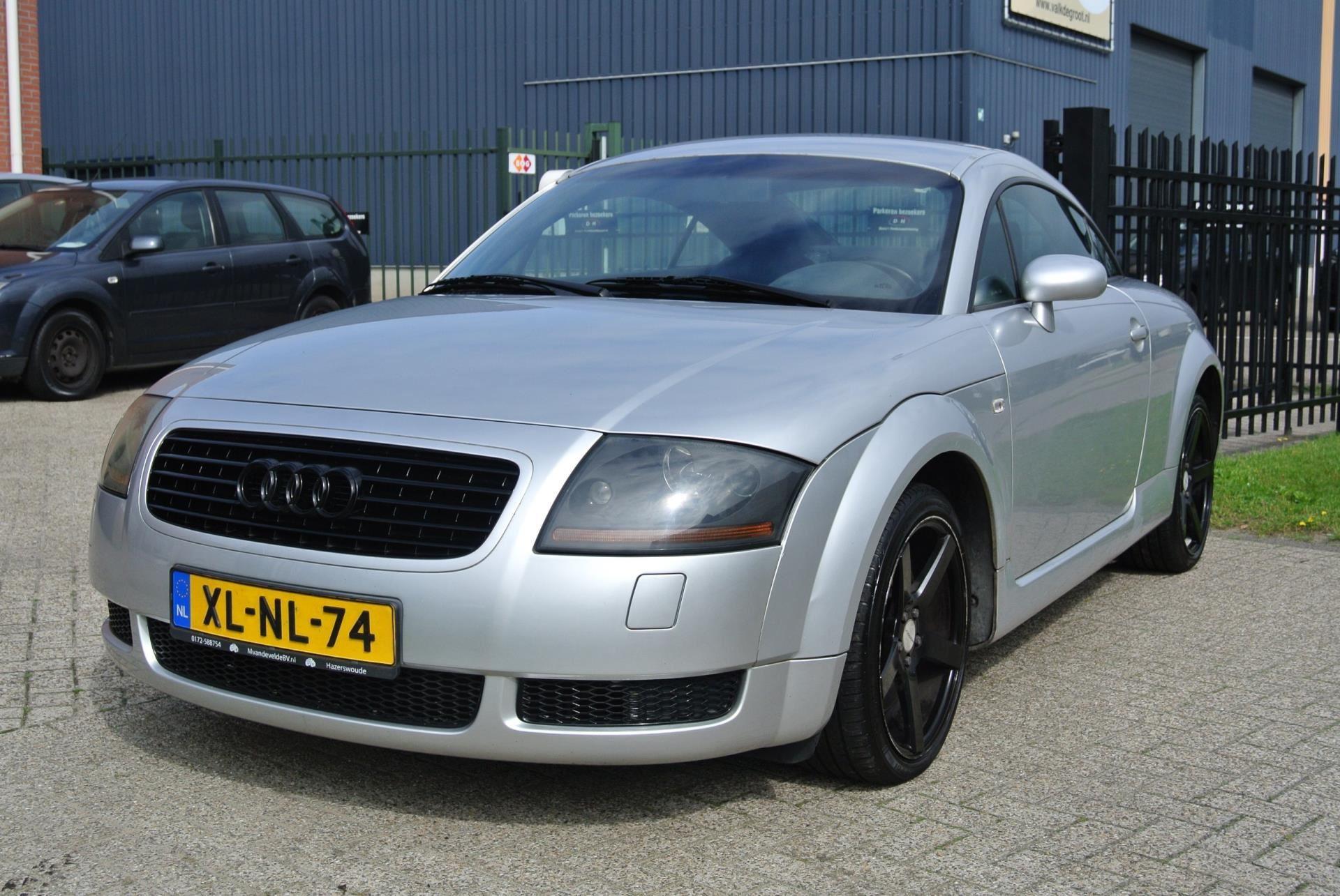 Audi TT occasion - Danie's Handelsonderneming