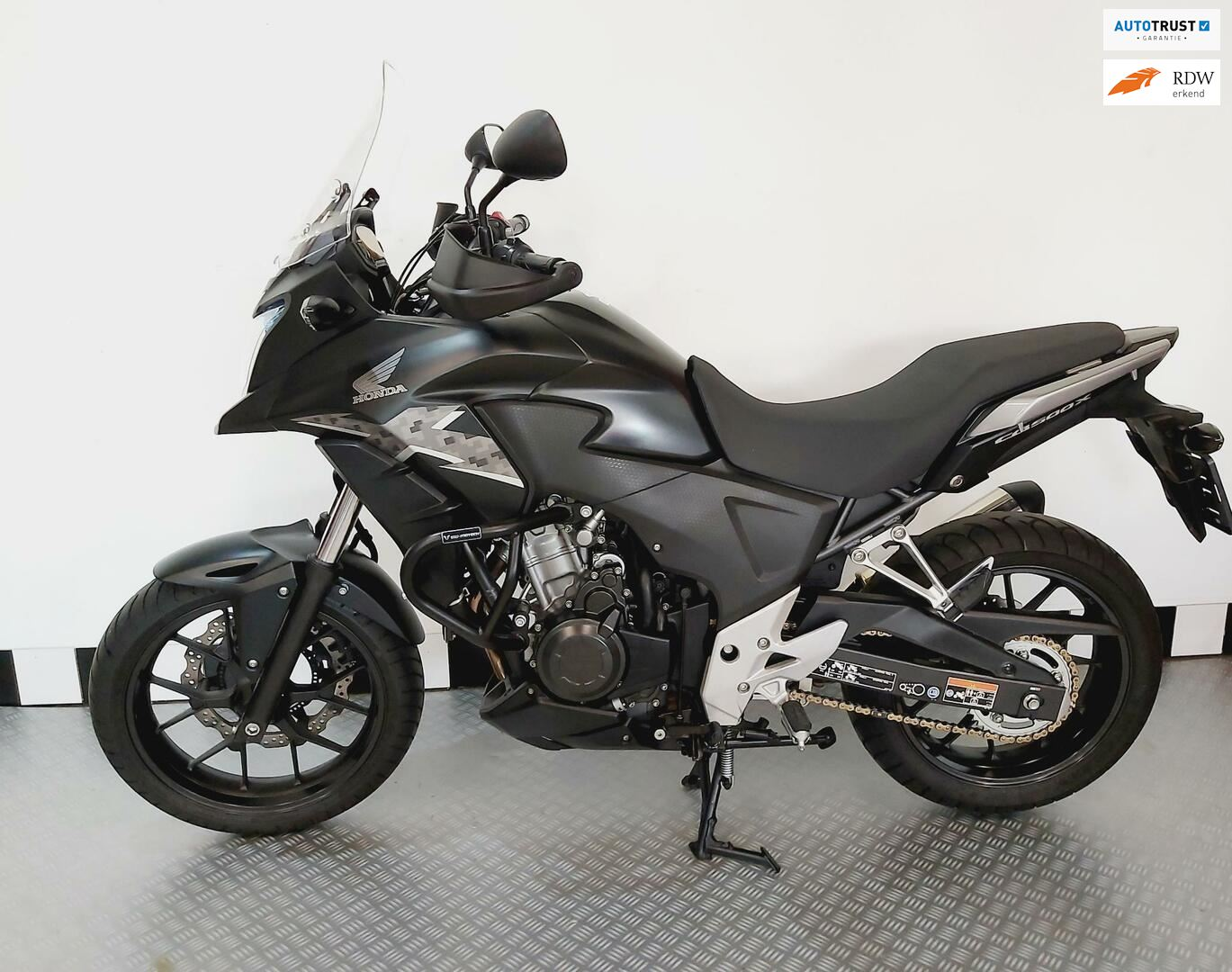 Honda All-Road occasion - Top Auto West-Friesland