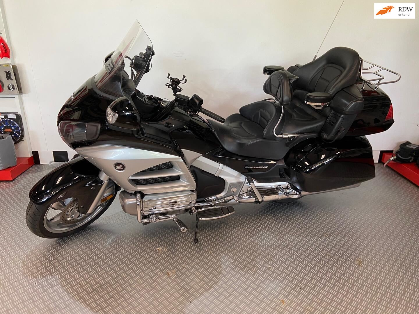Honda GL 1800 Gold Wing Dual C-ABS occasion - Top Auto West-Friesland