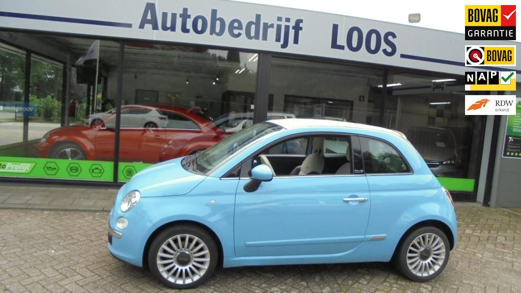Fiat 500 C occasion - Bovag Autobedrijf Loos