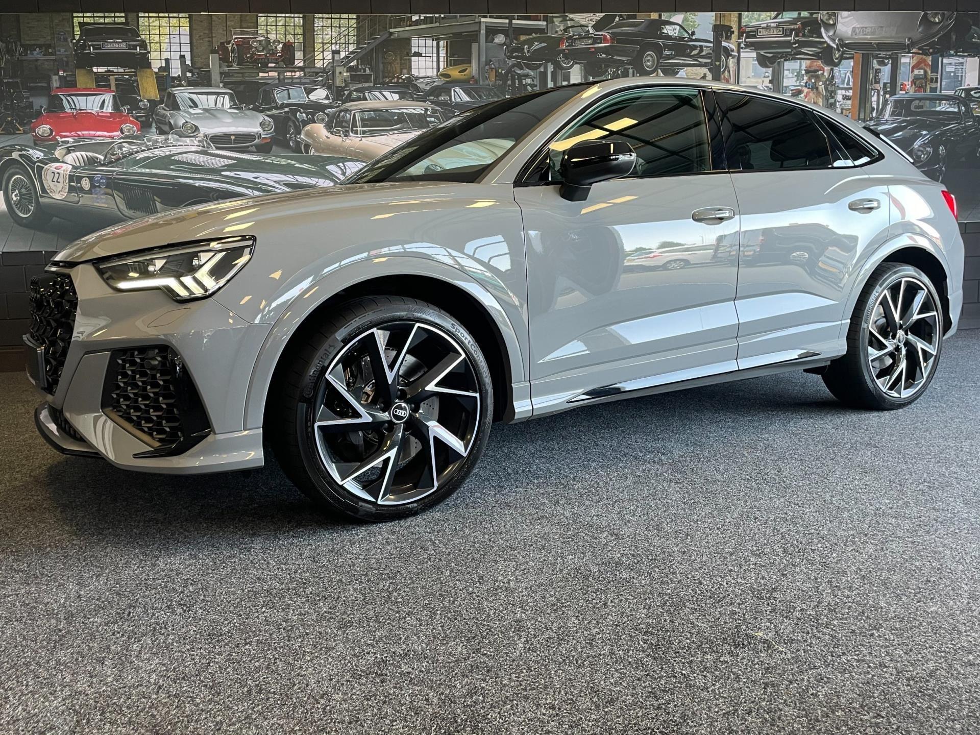 Audi Q3 Sportback occasion - Autohuis Poeldijk